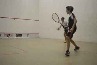 SQUASH: Se jugó la tercera etapa de la Liga de las Misiones de Squash