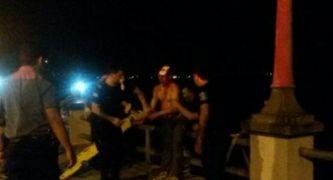 Corrientes: Aspiró pegamento e intentó quitarse la vida arrojándose al río