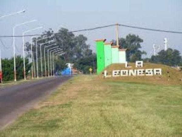 La Leonesa: Falleció un motociclista producto de un choque frontal contra camioneta