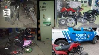 ALARMANTE: 57 motos secuestradas y 11 alcoholemias positivas en otro agitado sábado en Resistencia
