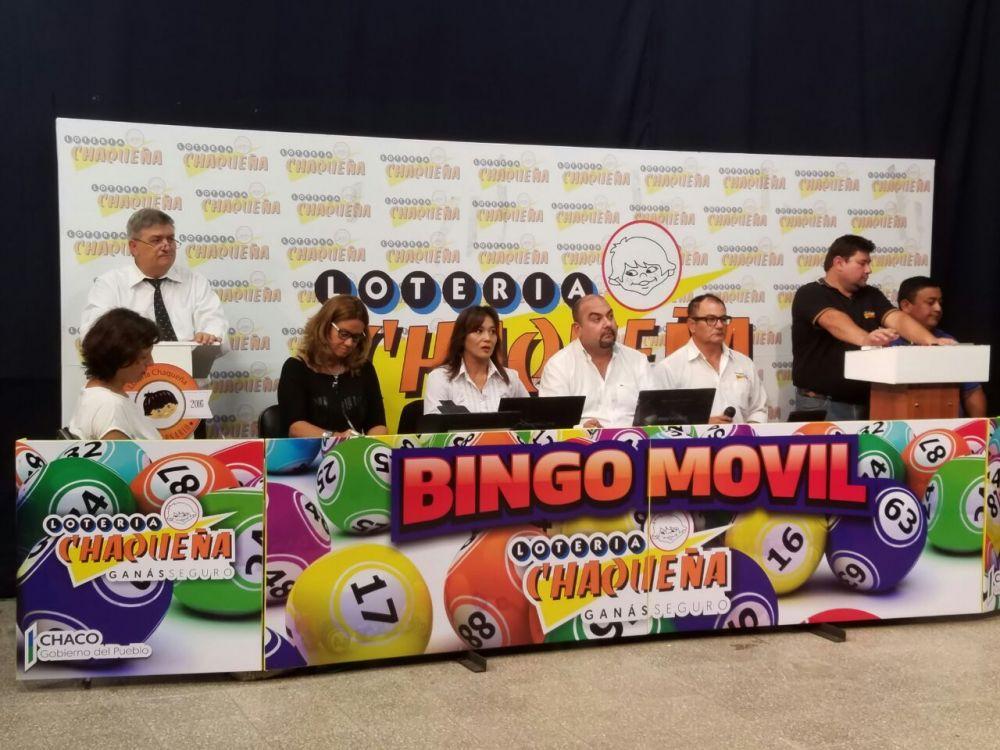 Bingo Show Dia De La Madre Viernes 11 De Mayo: Comenzó El Sorteo Del Bingo Del Club