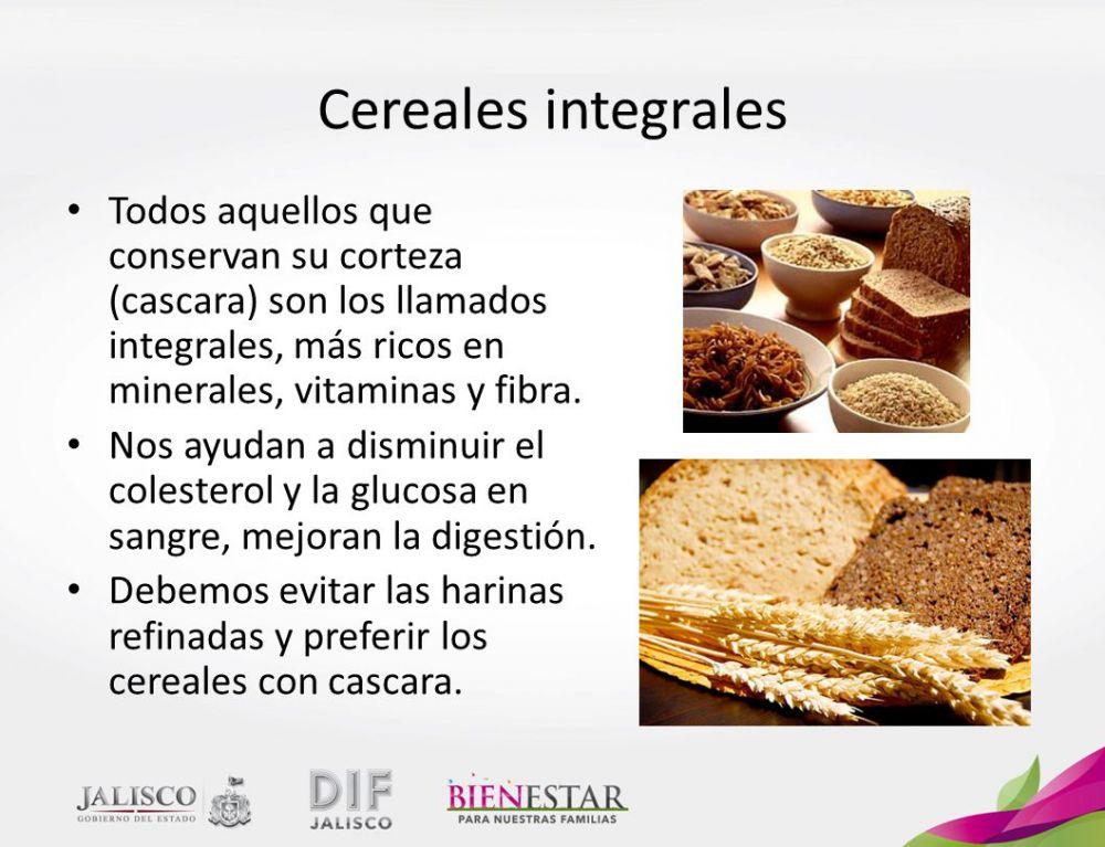 diario21.tv - Alimentos integrales vs refinados