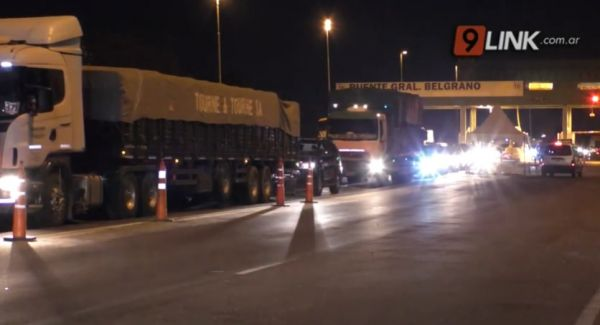 ¿Qué se necesita para ingresar a Chaco desde el puente General Belgrano?