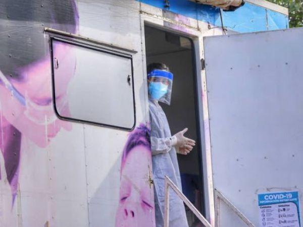 Impresionante récord: Chaco sumó cerca de 500 nuevos casos de coronavirus en un mismo día