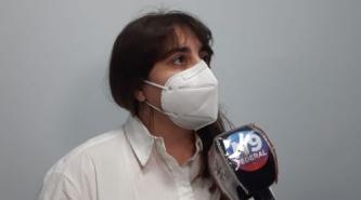diario21.tv - Carolina Centeno asumió como la nueva ministra de Salud del  Chaco