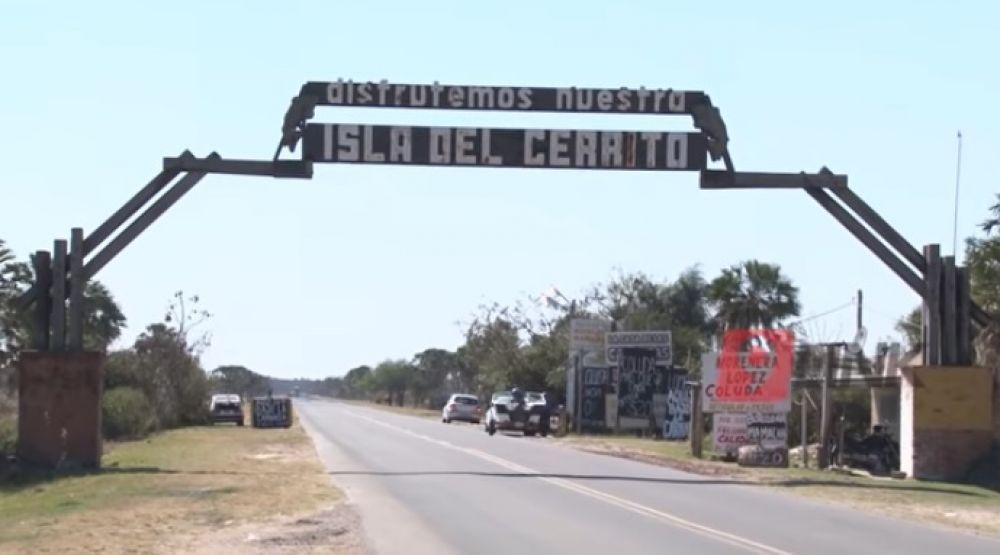 Resultado de imagen para FIESTA DEL CHUPIN EN LA ISLA DEL CERRITO